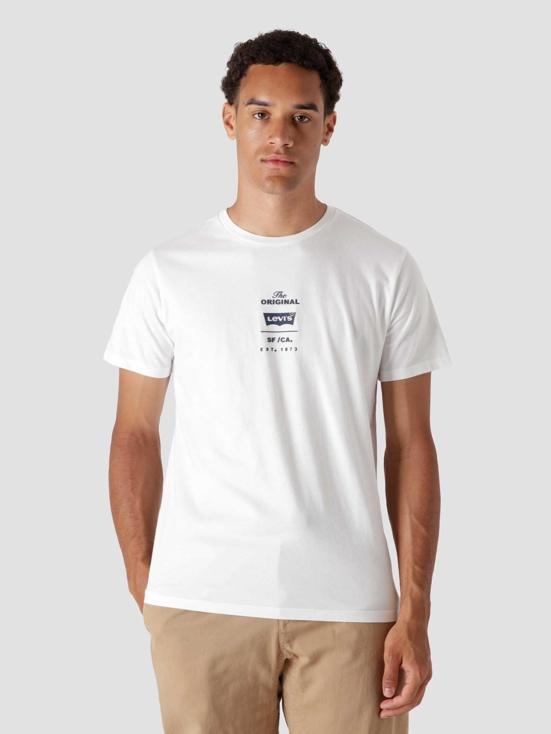 Levis Levis Housemark Graphic T-Shirt Never Im Neutrals 22489-0444