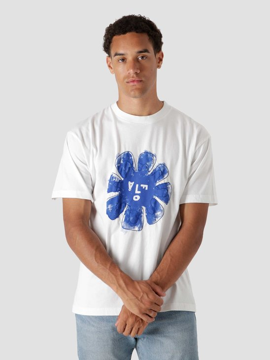 Olaf Hussein OLAF Watercolor T-Shirt White