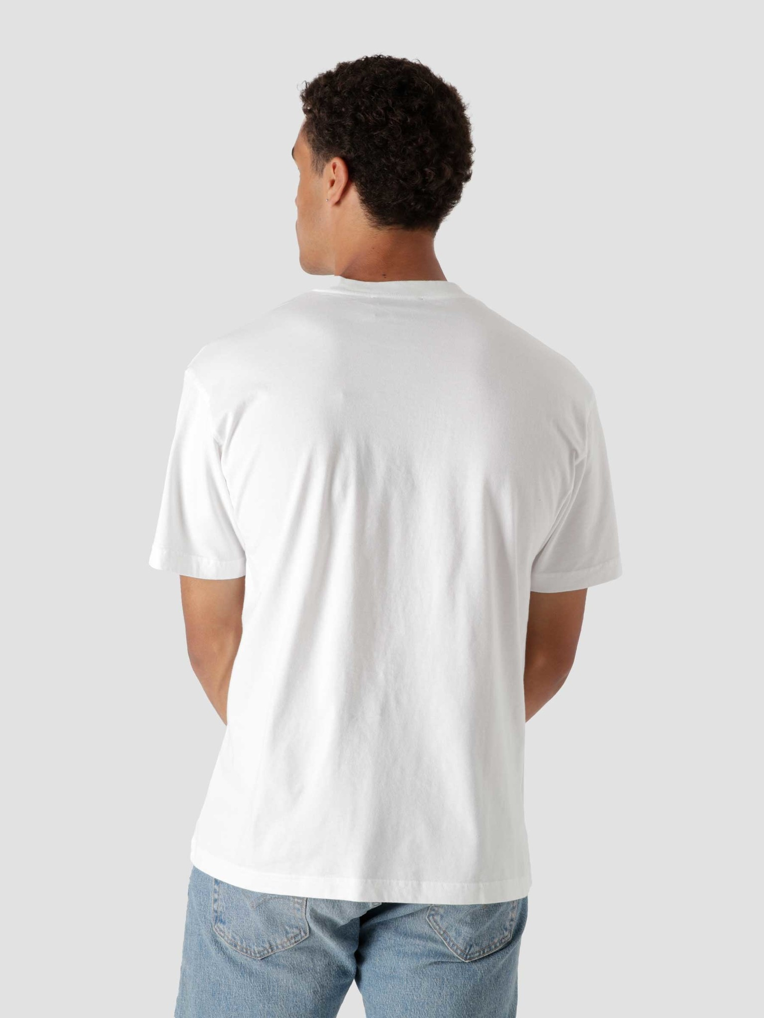 Olaf Hussein Olaf Hussein OLAF Watercolor T-Shirt White
