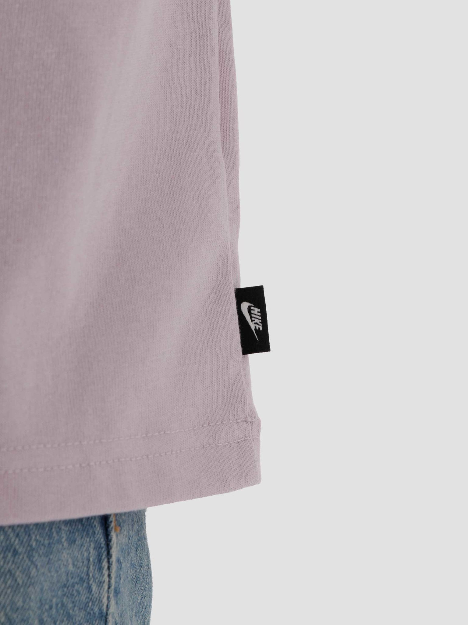Nike Nike Nsw T-Shirt Premium Essential Iced Lilac DB3193-576