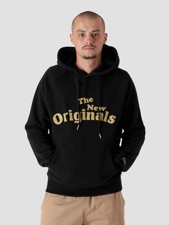The New Originals Workman Hoodie Black TNO.211.WM.300.999
