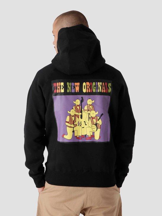 The New Originals n the Fellas Hoodie Black TNO.211.FR.300.999