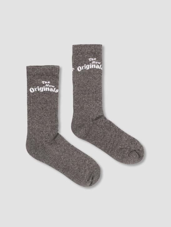 The New Originals Workman Socks Grey TN0.211.WM.600.200