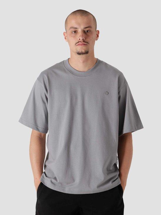 adidas C T-Shirt Grey Three H09173