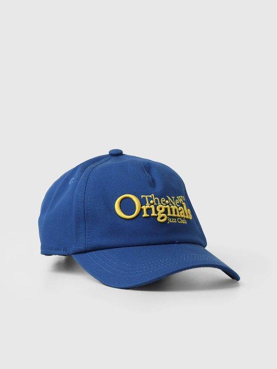 The New Originals Jazz Club Cap Blue TNO.211.TL.JAZ.700.605