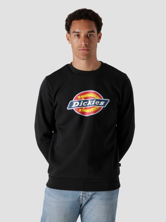 Dickies Icon Logo Sweatshirt Black DK0A4XCIBLK