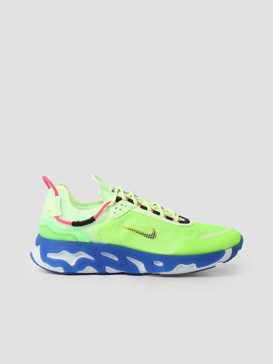 Nike Nike React Live Prm Barely Volt Hyper Royal Electric Green CZ9081-700