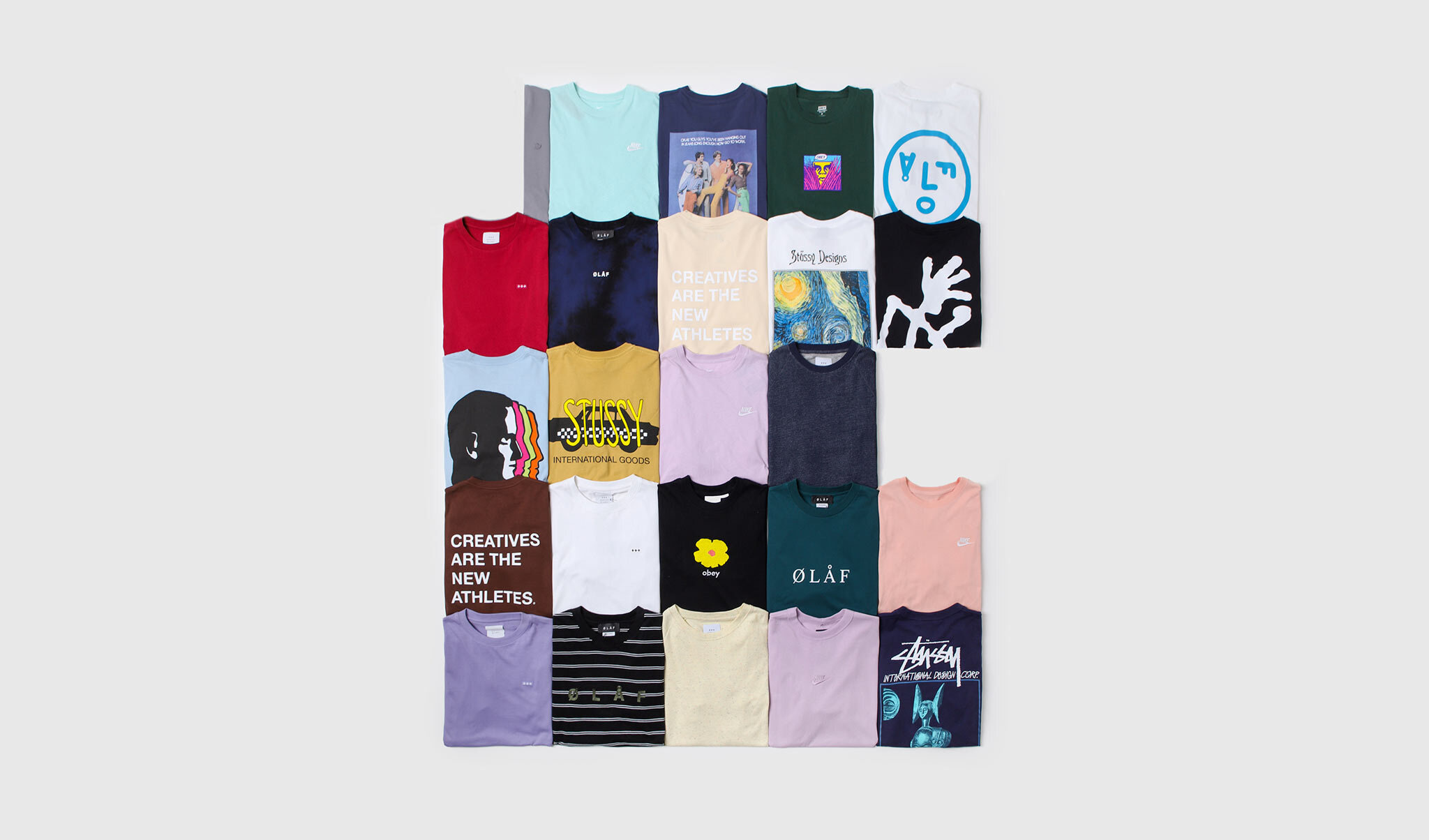What if we would only send you 7% of a t-shirt?
