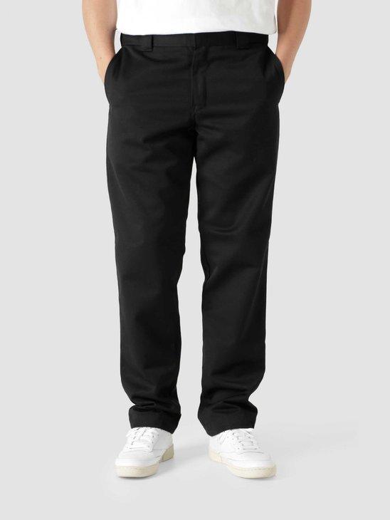 Carhartt WIP Master Pant Black Rinsed I020074-8902