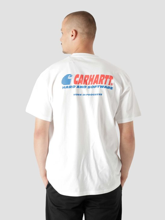 Carhartt WIP Software T-Shirt White I029619