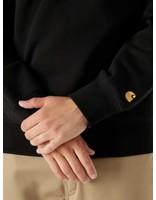 Carhartt WIP Carhartt WIP Chase Sweat Black Gold I026383-8990