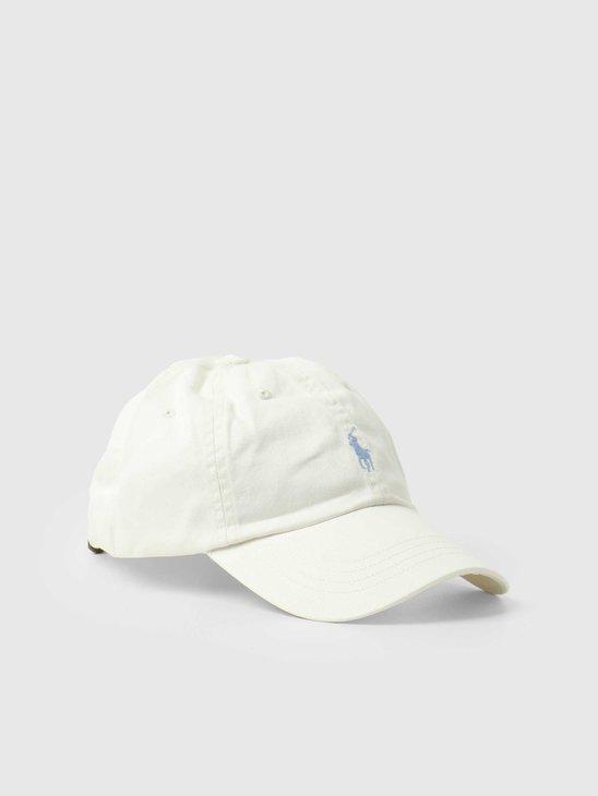 Polo Ralph Lauren Classic Sport Cap Chic Cream 710667709066