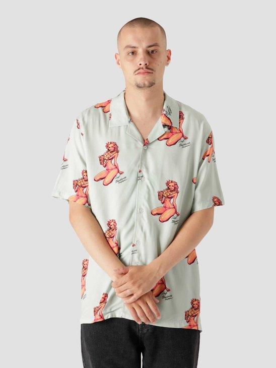 HUF Rockin Jelly Bean S/S Shirt Mint BU00108