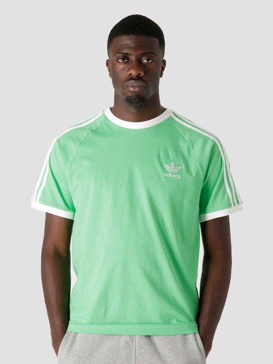 adidas 3 Stripes T-Shirt Semi Socksreaming Green H37758