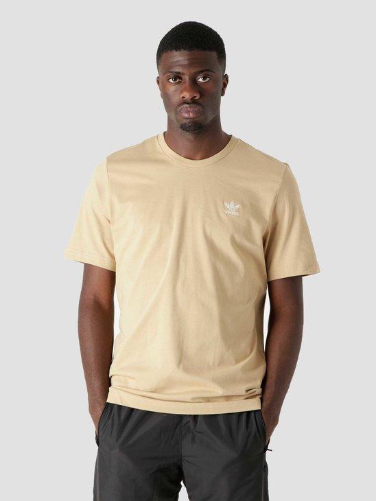 adidas Essential T-Shirt Beige Tone H34634