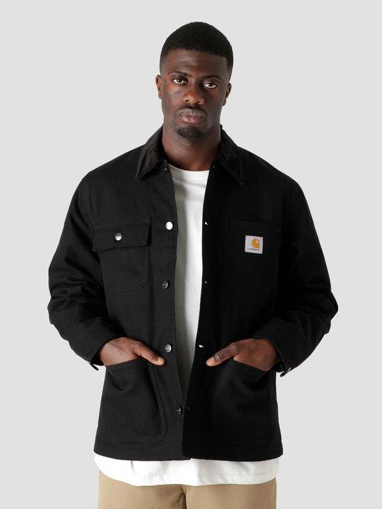 Carhartt WIP Michigan Coat Black Black I028425