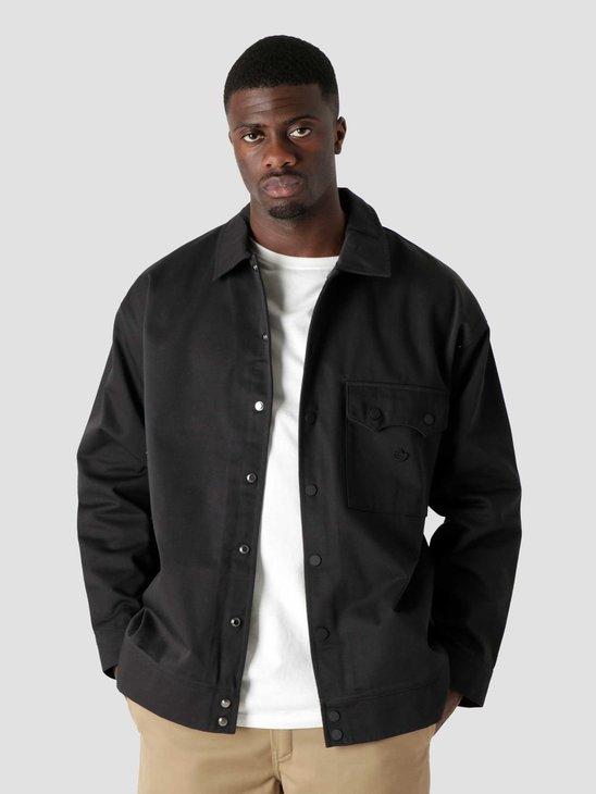 adidas C Twill  Jkt Black H11365