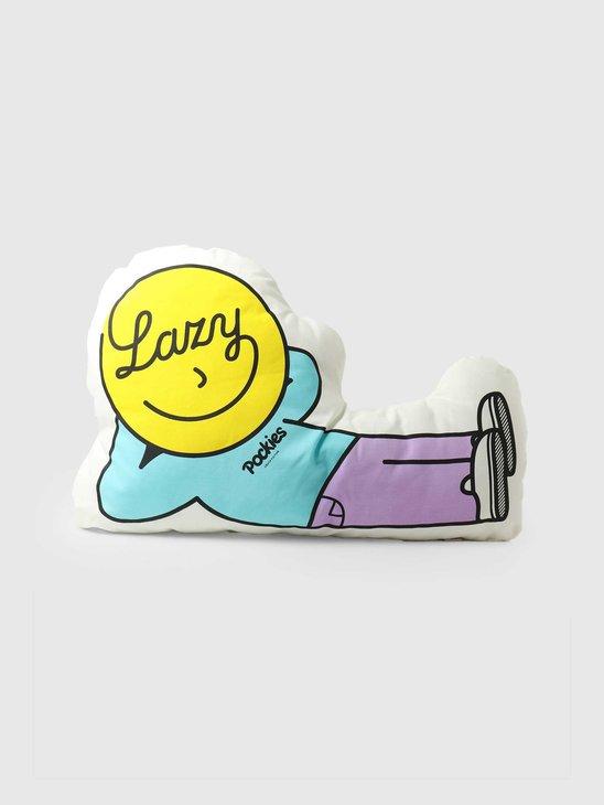 Ceizer x Pockies Lazy Pillow 70x47cm Multi P500
