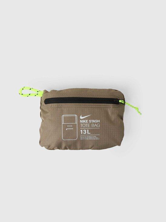 Nike Nk Stash Tote Sandalwood Sandalwood White DD1357-208