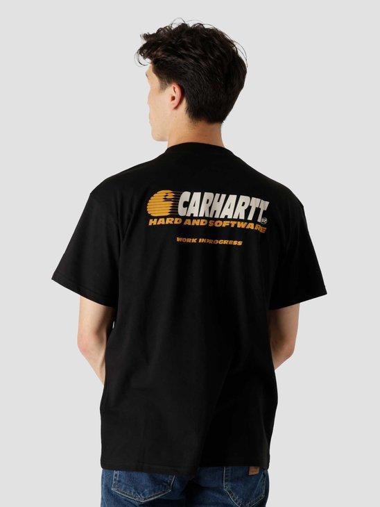 Carhartt WIP Software T-Shirt Black I029619