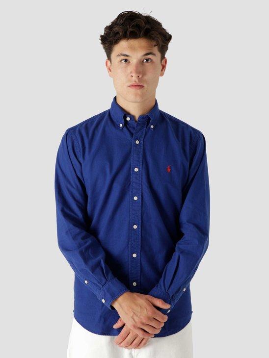 Polo Ralph Lauren Gd Oxford Shirt Sporting Royal 710805564019