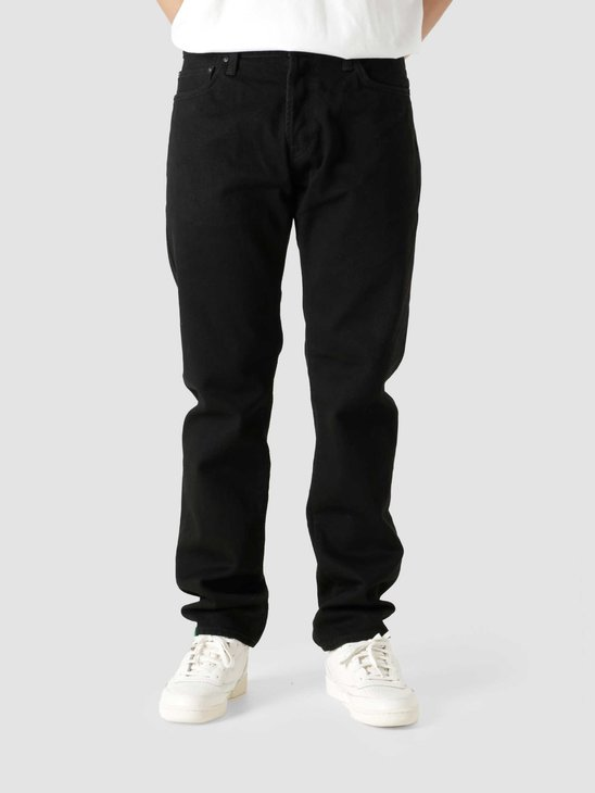 Carhartt WIP Klondike Pant Black One Wash I029207-892Y