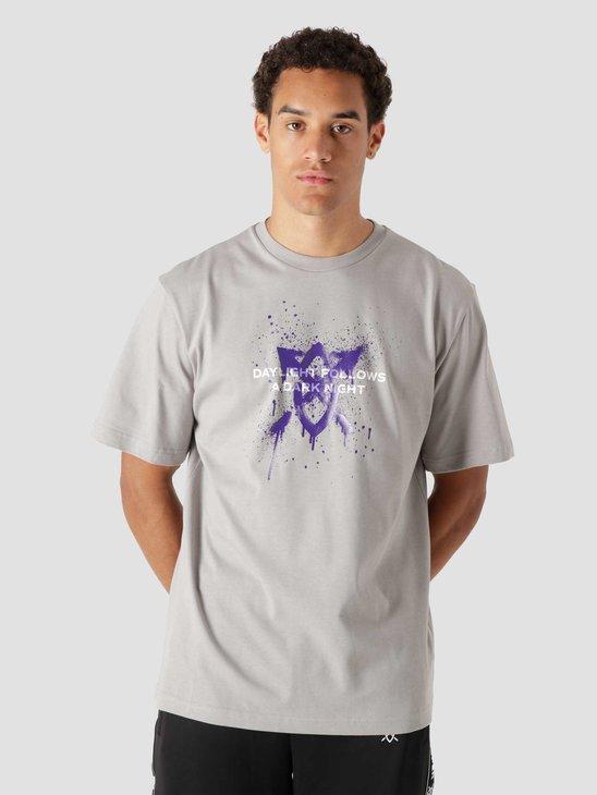 Daily Paper Lukus Ss T-Shirt Grey 2121005