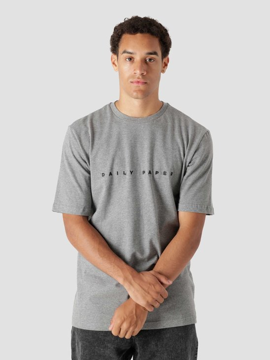 Daily Paper Alias T-Shirt Grey NOST31
