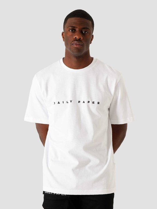 Daily Paper Alias T-shirt White NOSTS20