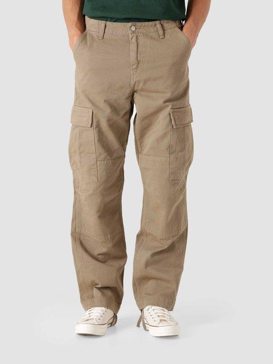 Carhartt WIP Regular Cargo Pant Tanami Garment Dyed I029793-0EKGD