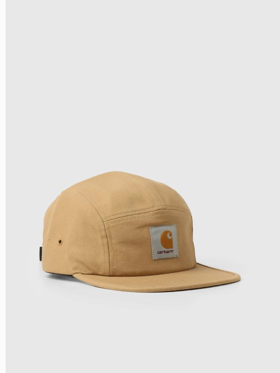 Carhartt WIP Backley Cap Dusty H Brown I016607