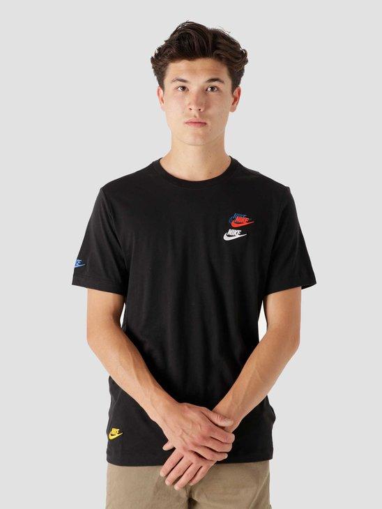 Nike M Nsw T Shirt Club Essentials Black DJ1568-010