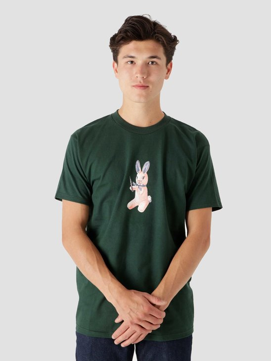 Obey Mascot Classic T-Shirt Forest Green 165262618