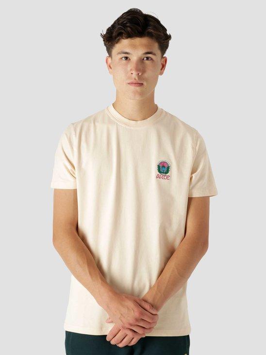 Arte Antwerp Tissot Dahlia T-Shirt Creme AW21-070T