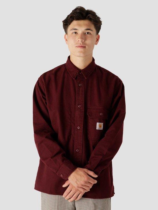 Carhartt WIP Reno Shirt Jac Jam I029424
