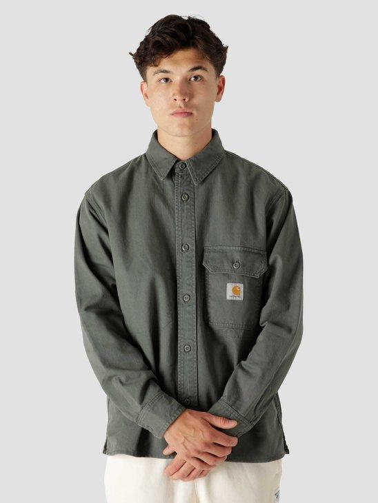 Carhartt WIP Reno Shirt Jac Thyme I029424