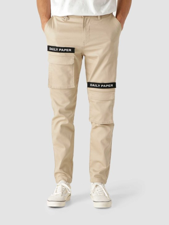 Daily Paper Cargo Pants Beige 2021184