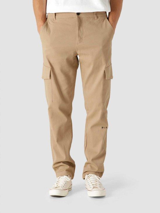 Olaf Hussein OLAF Cargo Pants Khaki