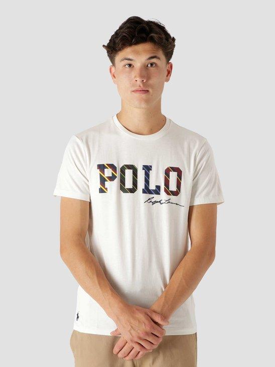 Polo Ralph Lauren 26-1 Jersey T-Shirt Deckwash White 710853265005
