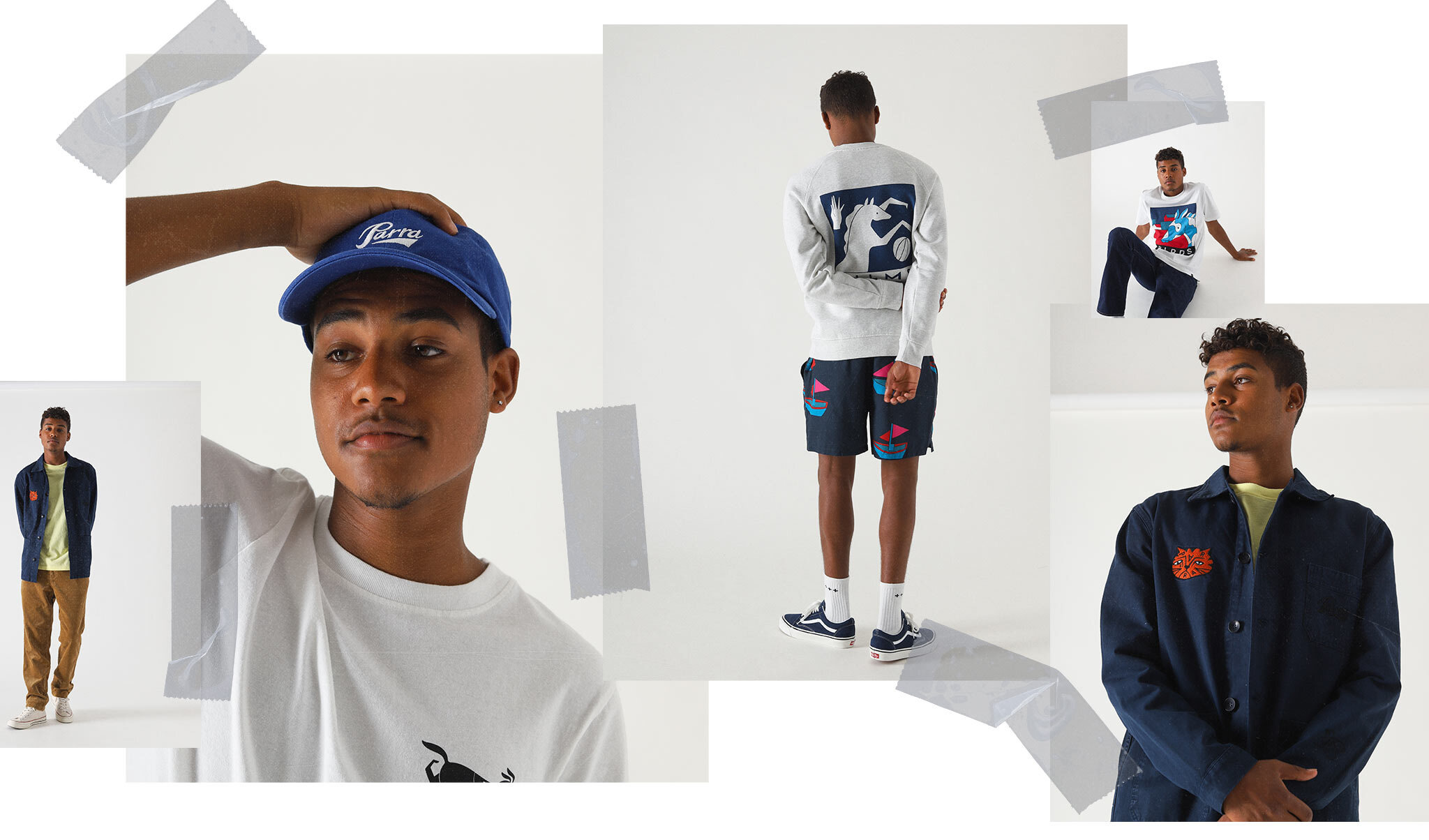 A new collection of by Parra