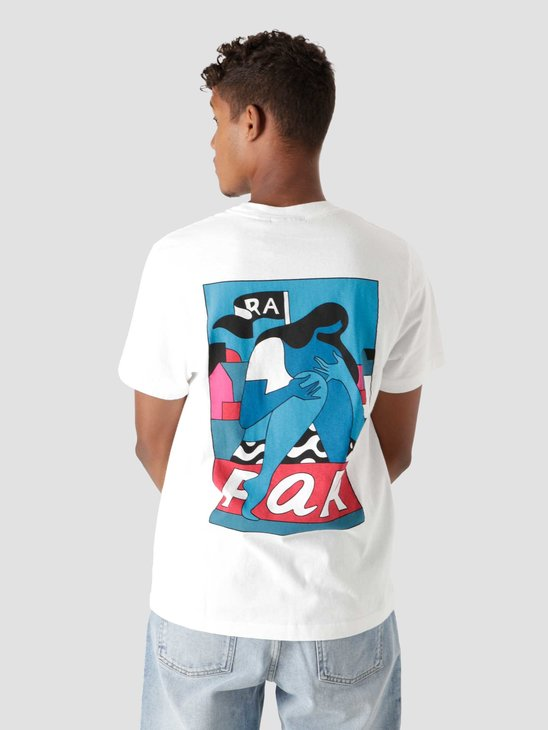 by Parra Soccer Mom T-Shirt White  46105