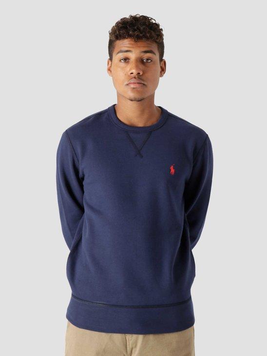 Polo Ralph Lauren Longsleeve Knit Sweater Newport Navy-C3870 710766772019