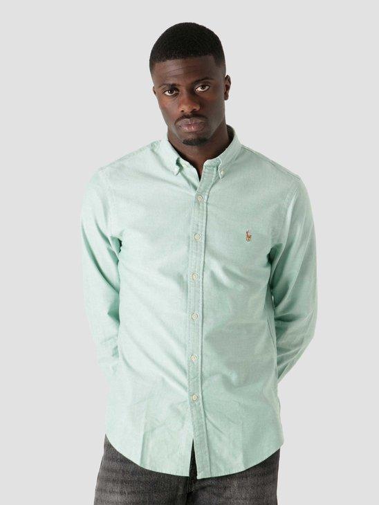 Polo Ralph Lauren Classic Oxford Shirt 4070B College Green 710852742001