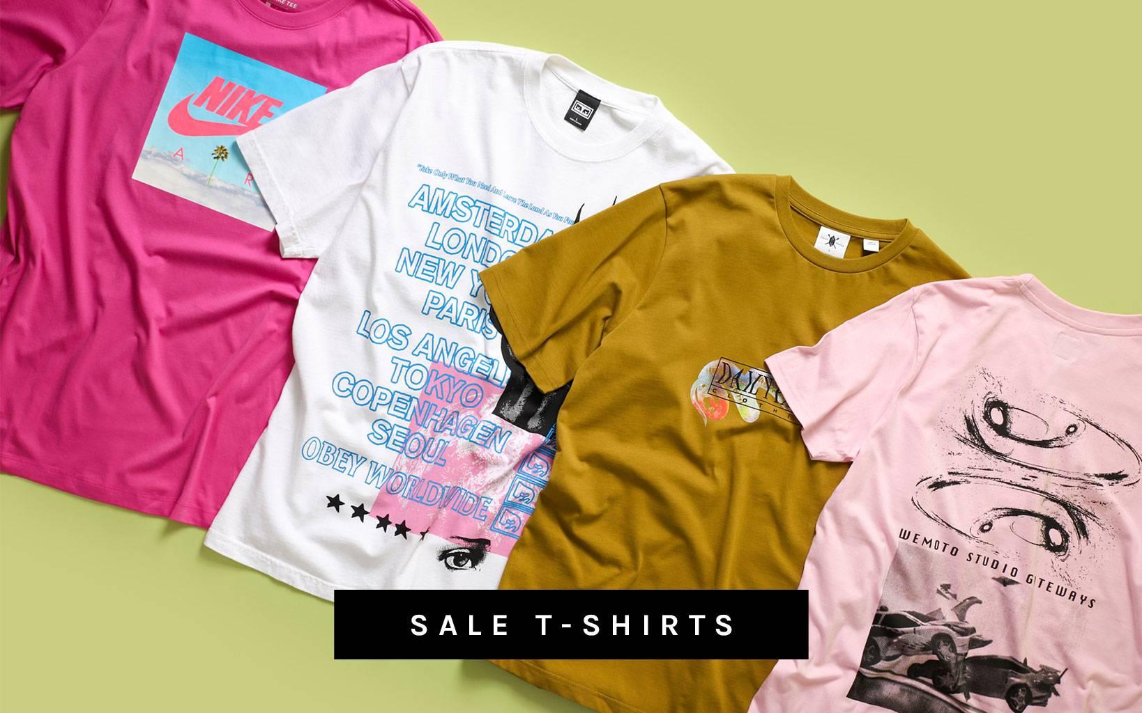Sale T-shirts