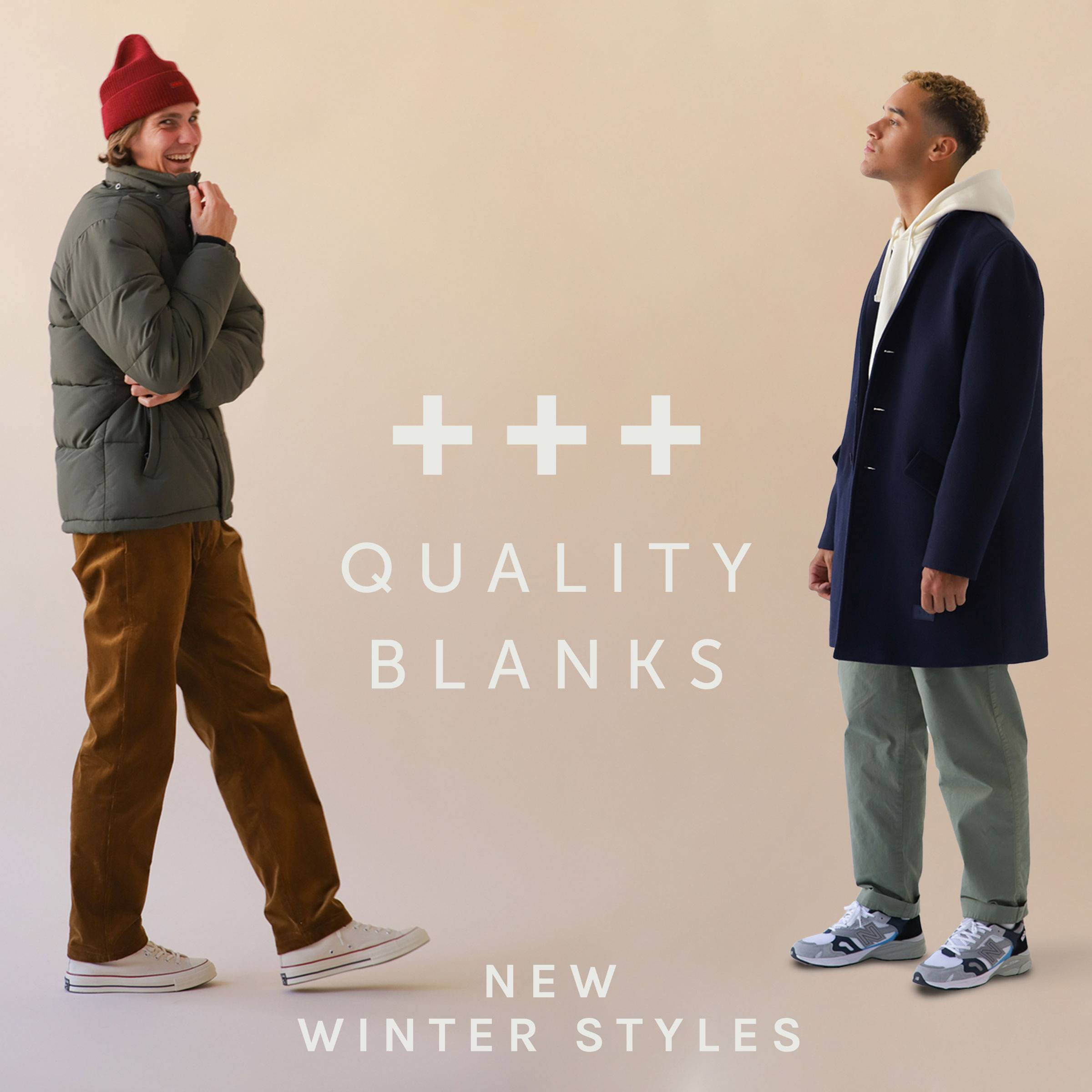 Quality Blanks New Collection