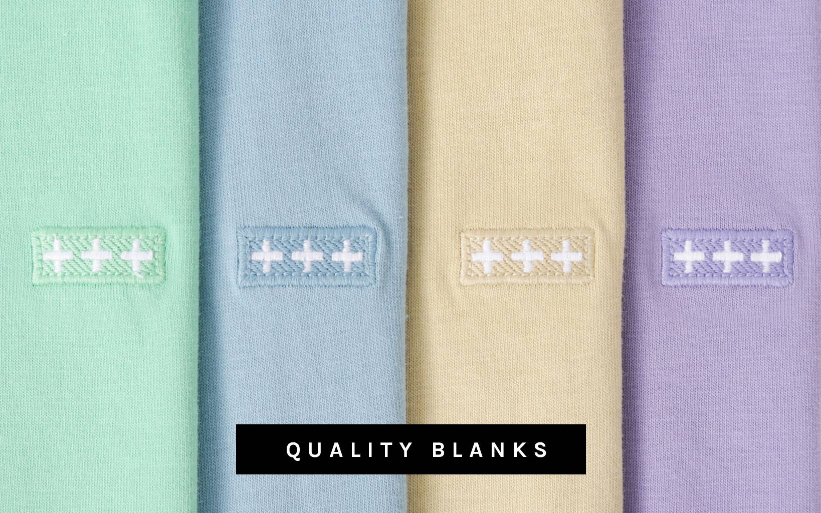 Quality Blanks