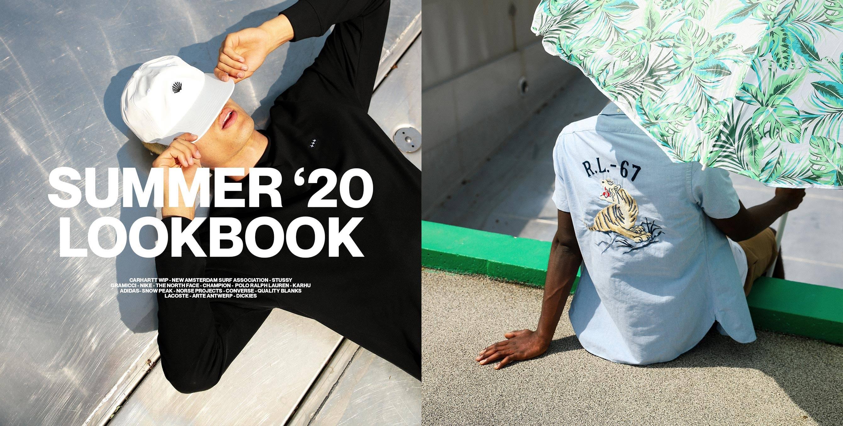 Summer '20 Lookbook