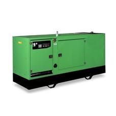 Cummins MCD132S35 Generador 132 kVA