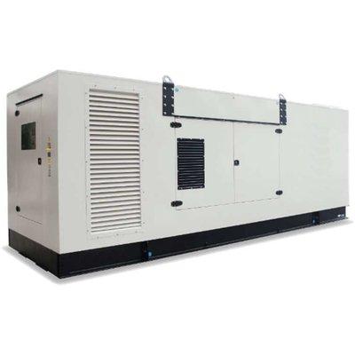 Cummins  MCD636S72 Generator Set 636 kVA Prime 700 kVA Standby