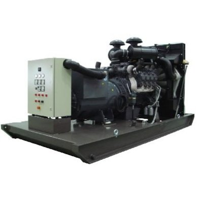 Deutz  MDD160P57 Generador 160 kVA Principal 176 kVA Emergencia